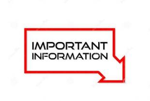 Informations et mesures liées au COVID-19